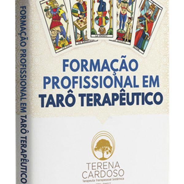 Imagem principal do produto EBOOK - Formação Profissional em Tarô Terapêutico