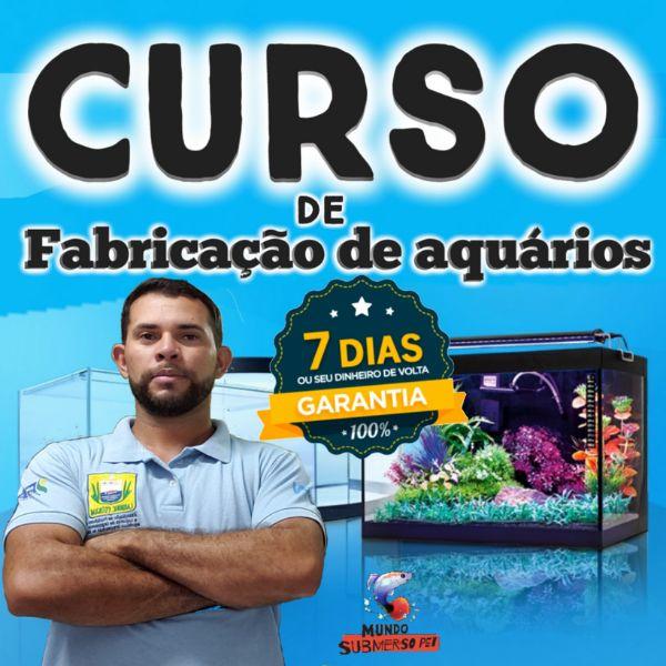 Imagem principal do produto FABRICAÇÃO DE AQUÁRIO