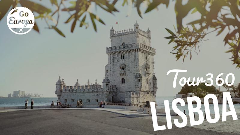 GoEuropa Tour360: Lisboa