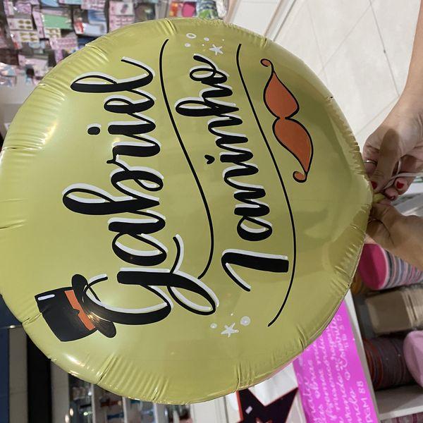 Imagem principal do produto Curso de Lettering em Balões