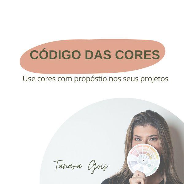 Imagem principal do produto CURSO ON LINE CÓDIGO DAS CORES