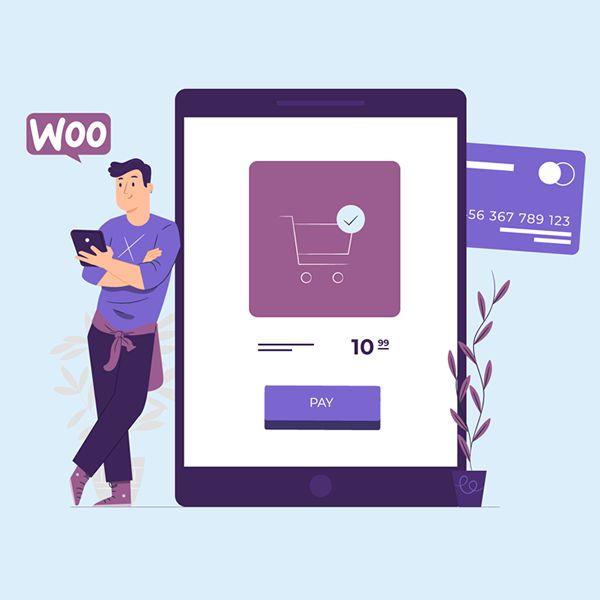 Imagem principal do produto Criação de Loja Virtual Personalizada Woocommerce
