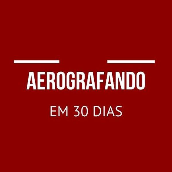 Imagem principal do produto Aerografia em Bolos
