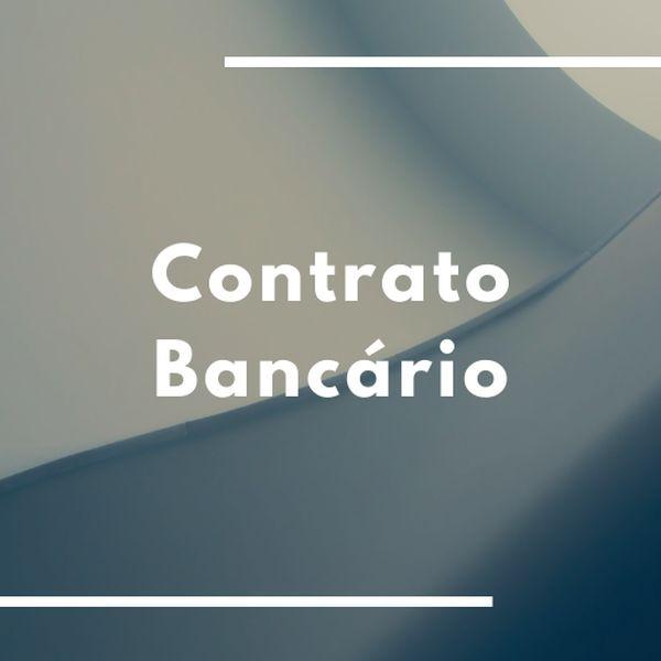 Imagem principal do produto Curso de Capacitação: Contrato Bancário - Direito Bancário