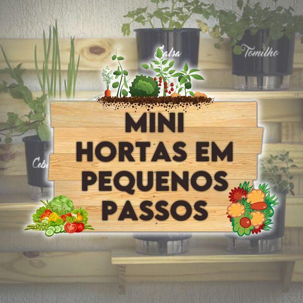 Imagem principal do produto Horta ervas de temperos