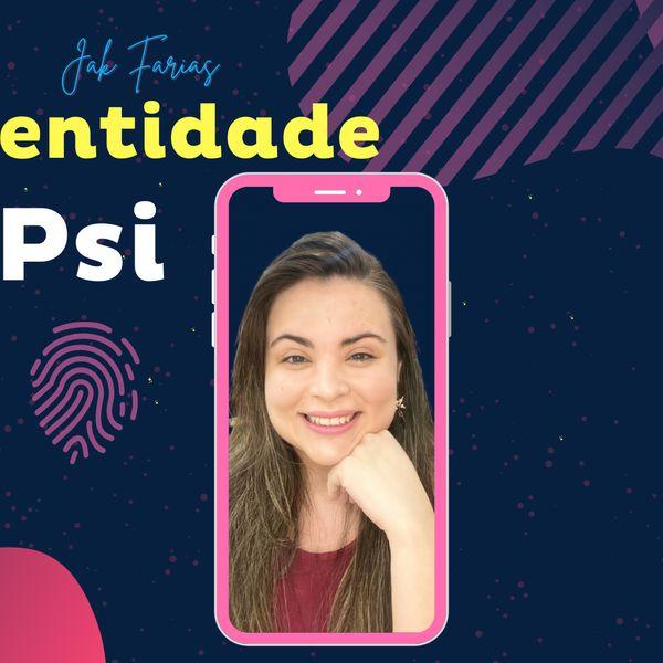 Imagem principal do produto Identidade Psi - Jakeline Farias