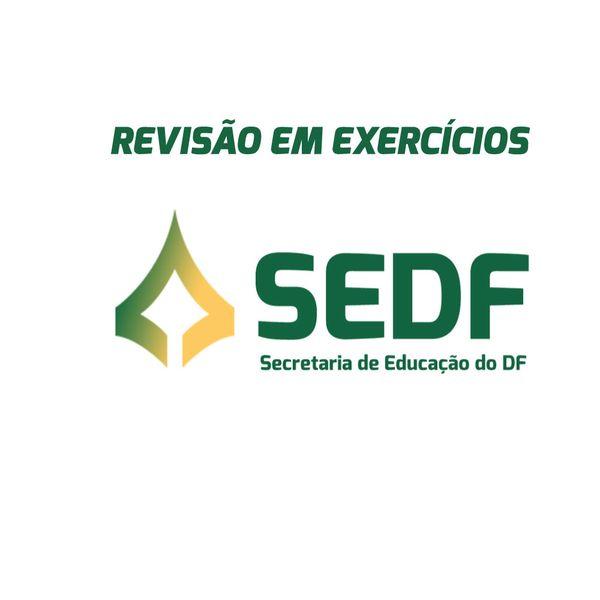 Imagem principal do produto Curso SEDF - Conhecimentos Gerais e específicos