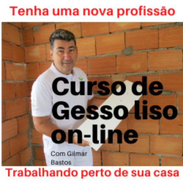 Imagem principal do produto Curso de Gesseiro