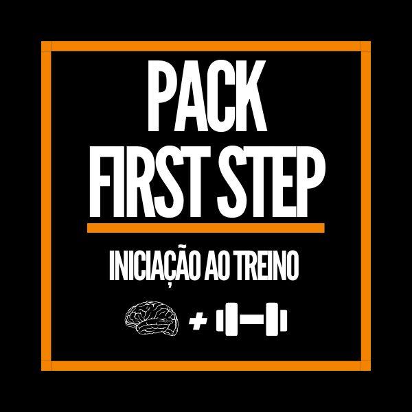 Imagem principal do produto First Step