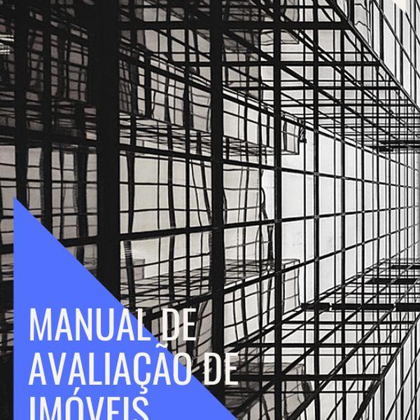 Imagem principal do produto E-BOOK MANUAL DE AVALIAÇÃO DE IMÓVEIS URBANOS