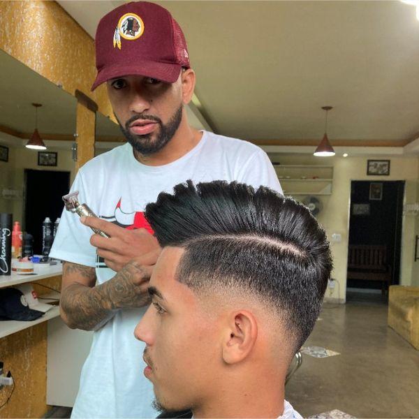 Imagem principal do produto Curso para cabeleireiros Método Degradê - COMPLETO