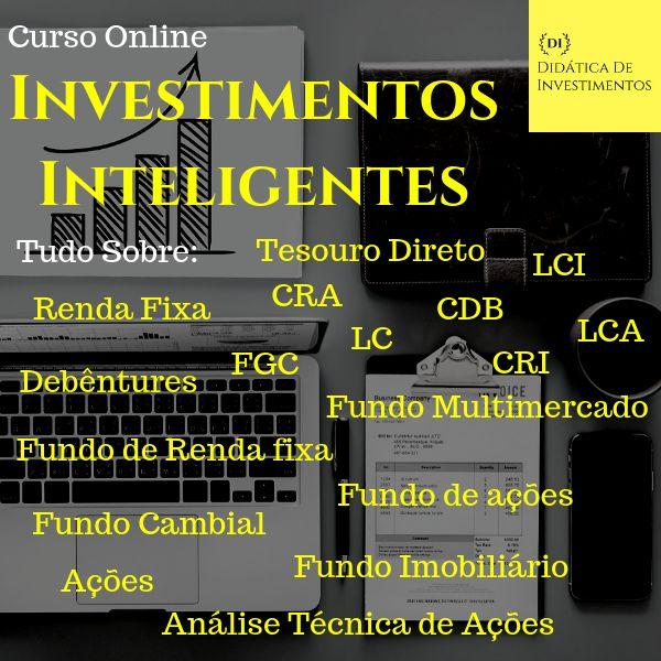 Imagem principal do produto Investimentos Inteligentes