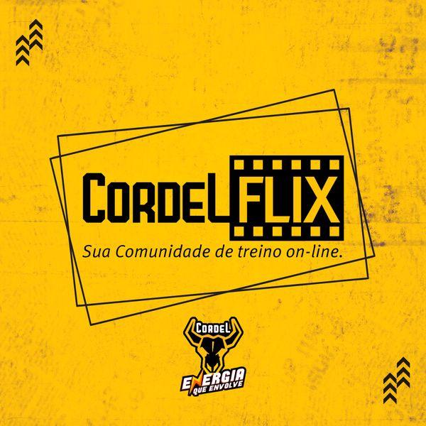 Imagem principal do produto CordelFlix - Sua Comunidade de treino on-line.