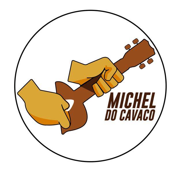 Imagem principal do produto Dicionário de Acordes para Cavaquinho e Banjo - Michel do Cavaco
