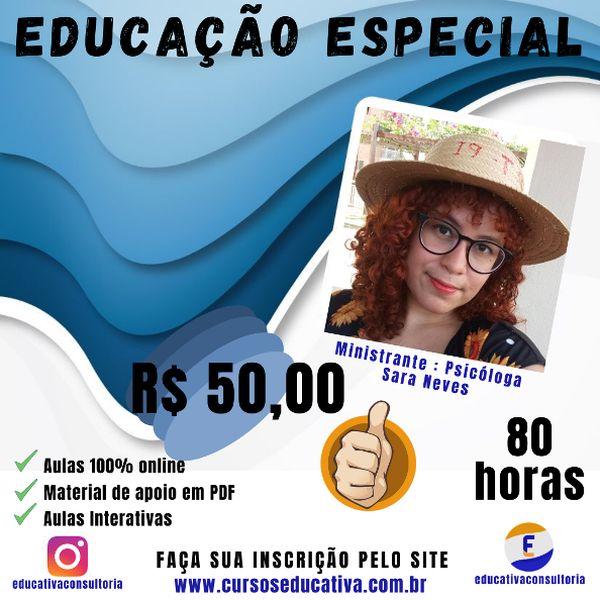 Imagem principal do produto EDUCAÇÃO ESPECIAL
