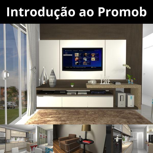 Imagem principal do produto Introdução ao Promob