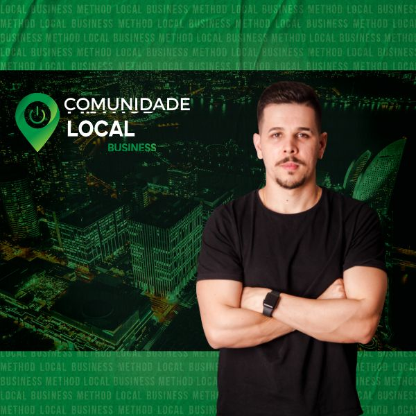 Imagem principal do produto Comunidade Local Business