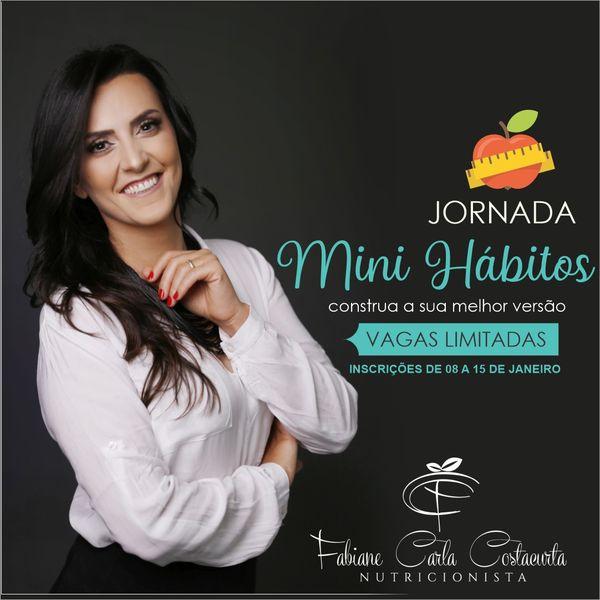 Imagem principal do produto JORNADA MINI HÁBITOS