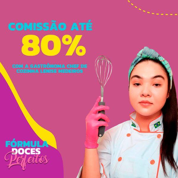 Imagem principal do produto FÓRMULA DOCES PERFEITOS
