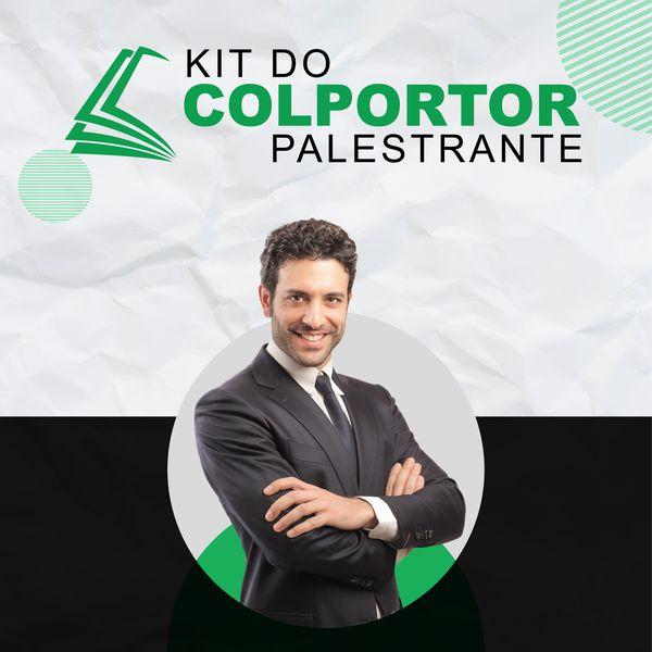 Imagem principal do produto KIT DO COLPORTOR PALESTRANTE