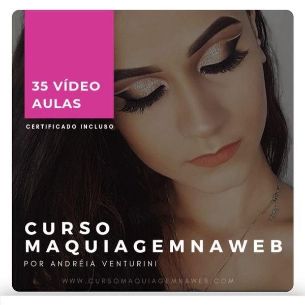 Imagem principal do produto Curso de maquiagem