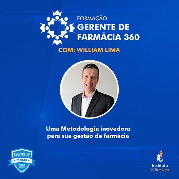 Imagem principal do produto Formação Gerente de Farmácia 360