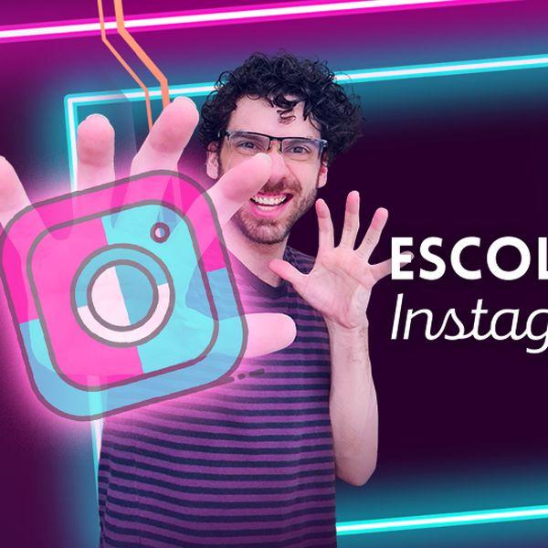 Imagem principal do produto Escola para Instagramers