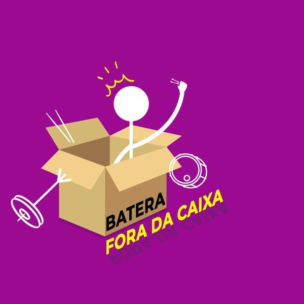 Imagem principal do produto Batera Fora da Caixa