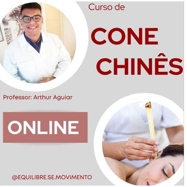 Imagem principal do produto CURSO DE CONE CHINÊS/HINDU