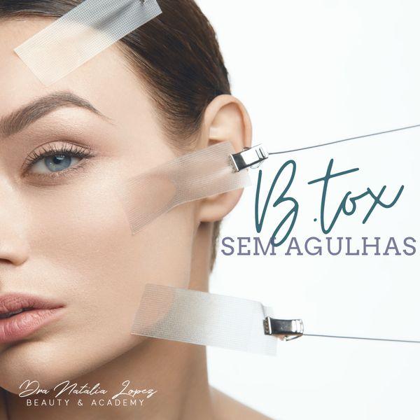 Imagem principal do produto Botox Estético sem Agulhas (Botuline A + B.Like + Toxina tradicional)