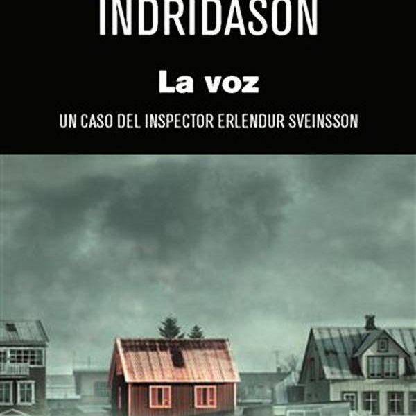 Imagem principal do produto Audiolibro La Voz - Inspector Erlendur Sveinsson