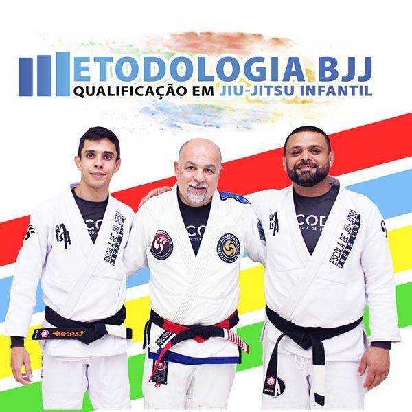 Imagem principal do produto Curso On-line Metodologia em Jiu-Jitsu Infantil @metodologiabjj