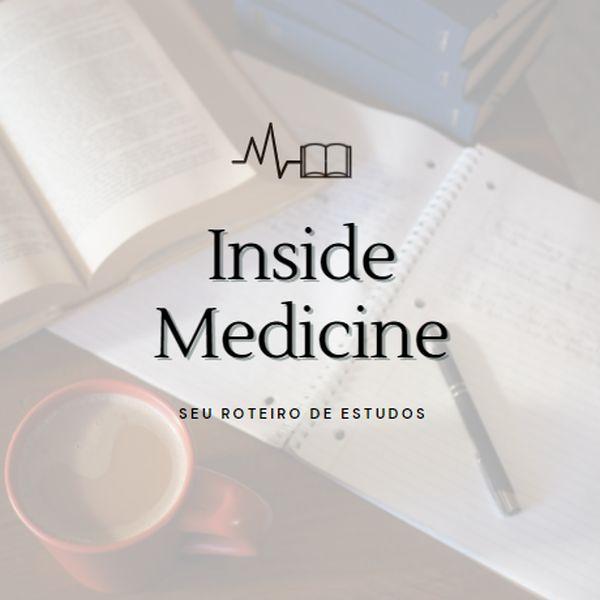 Imagem principal do produto Inside Medicine - O melhor resumo sobre EXAME CLÍNICO DO APARELHO RESPIRATÓRIO- SEMIOLOGIA MÉDICA