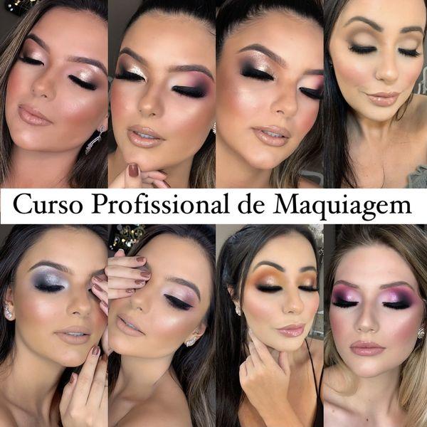 Imagem principal do produto Curso profissional de Maquiagem Dany Lima