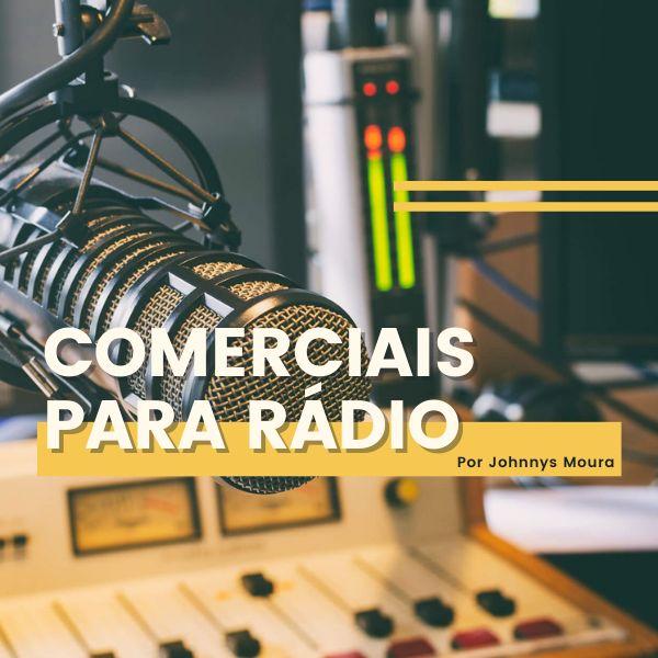 Imagem principal do produto Comerciais para Rádio