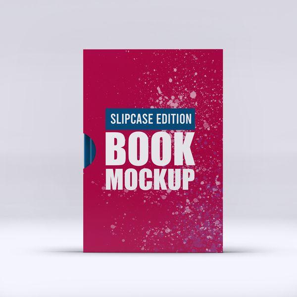 Imagem principal do produto Capa e-Book Magnético - Book Cover Mockup #7 - PSD 100% Editável