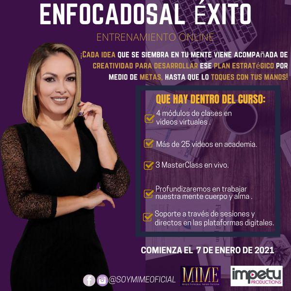 Imagem principal do produto ENFOCADOS AL ÉXITO.