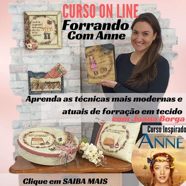 Imagem principal do produto Forrando com Anne