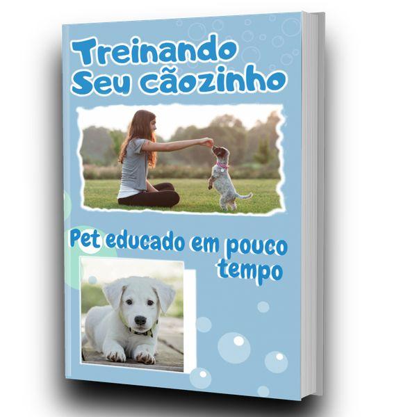 Imagem principal do produto Treinando seu cãozinho