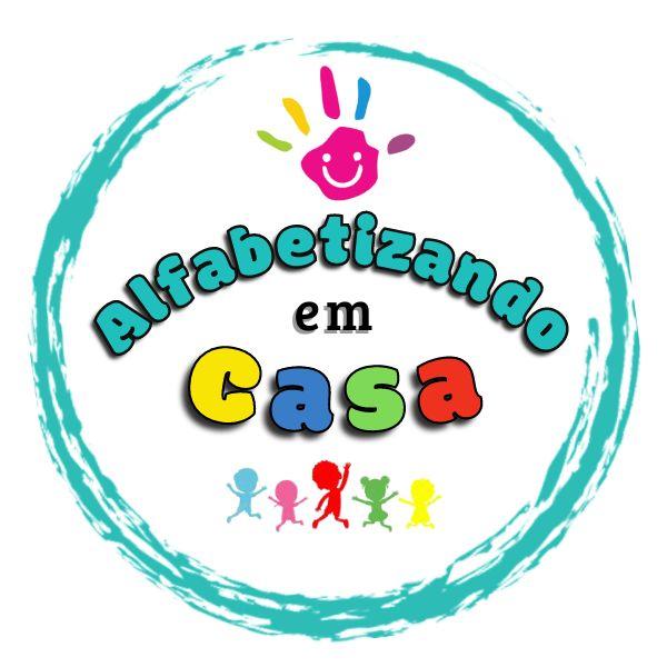 Imagem principal do produto Alfabetizando em Casa - Atividades para educação infantil