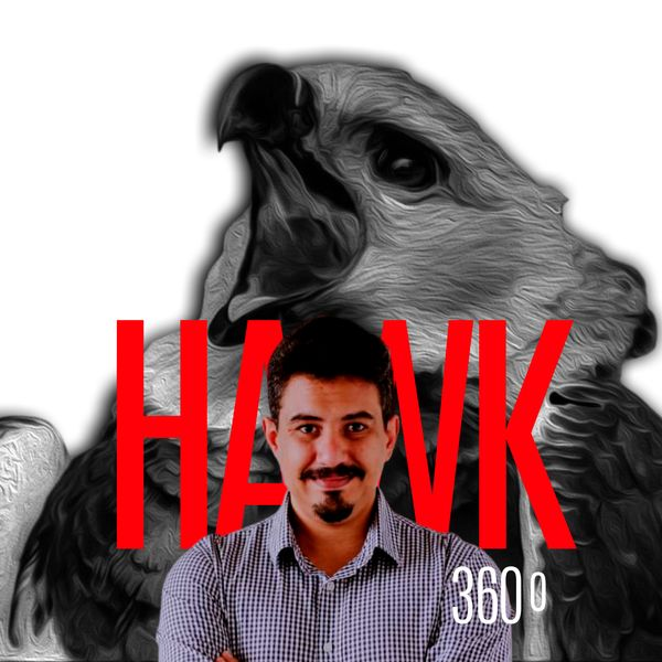 Imagem principal do produto Hawk 360º - Marketing 360º