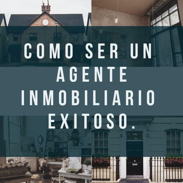 Imagem principal do produto COMO SER UN AGENTE INMOBILIRARIO EXITOSO