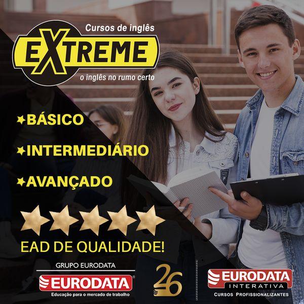 Imagem principal do produto INGLÊS EXTREME INTERATIVO COMPLETO
