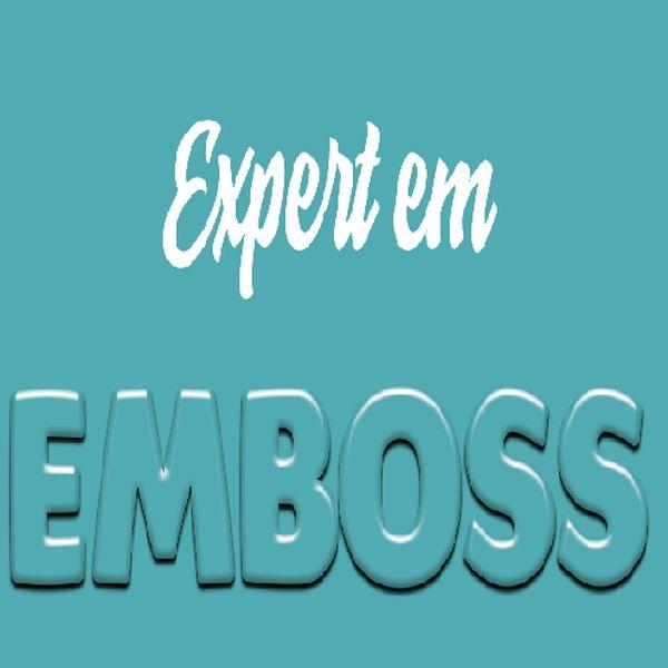 Imagem principal do produto Expert em EMBOSS