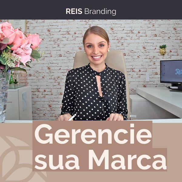 Imagem principal do produto GERENCIE SUA MARCA | Branding, Posicionamento e Comunicação