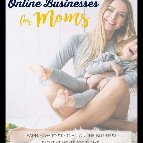 Imagem principal do produto As mamães empreendedoras!!