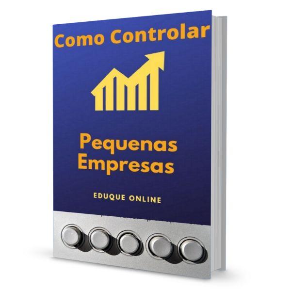 Imagem principal do produto COMO CONTROLAR PEQUENA EMPRESA