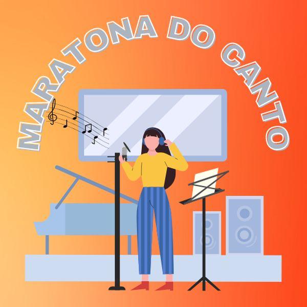 Imagem principal do produto Maratona do Canto