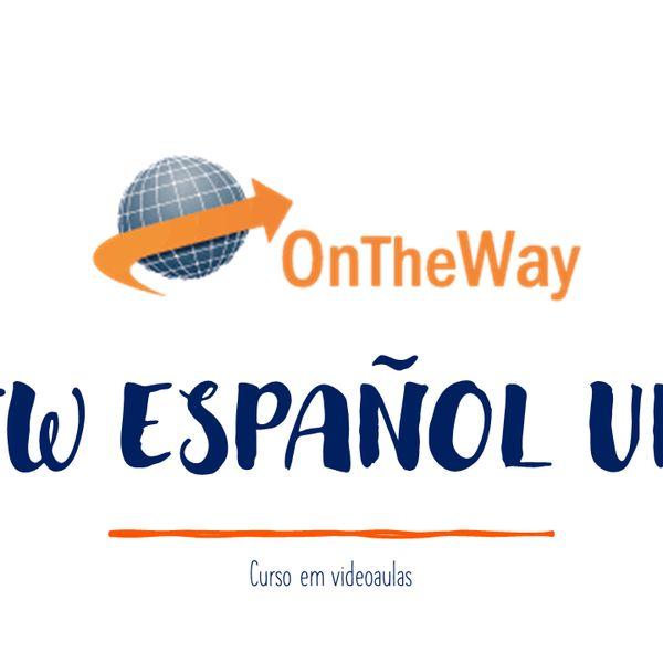 Imagem principal do produto Curso de Espanhol em Videoaulas - OnTheWay Idiomas - In Company