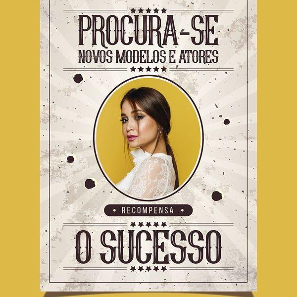 Imagem principal do produto O segredo para se tornar modelo no Brasil
